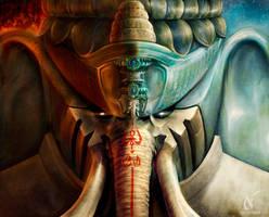 Ganesha by Nicoob