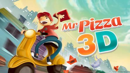 MrPizza Cover by Nicoob