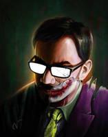 The Joker / Alex by Nicoob