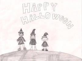 Happy Halloween by greenharold