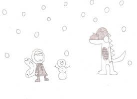 Winter Fun by greenharold