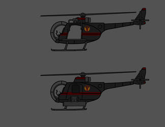 MH-1 Dragonfly by PD-Black-Dragon