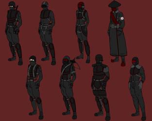 Phoenix Operatives by PD-Black-Dragon