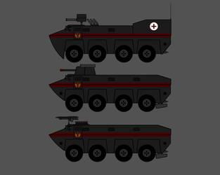 Bullfrog APC Concept by PD-Black-Dragon
