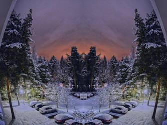 Woke up in wonderland aka Finland by Fantasia-Art