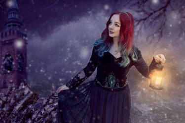 Carol of the Bells by Fantasia-Art