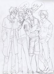 my boys by burdge