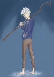 Jack Frost by burdge