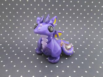 Moon Dragon by KriannaCrafts