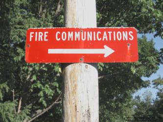 Fire Communications by AchisutoShinzo