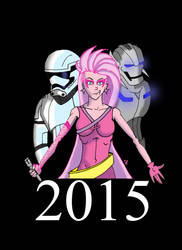 2015 Nerd Movies by Peter-Sefcik