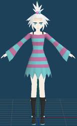 Homika - Full body by xLemonShiki