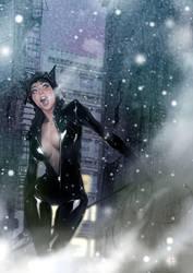 Catwoman by saengkang2