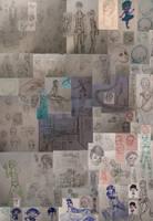 School sketchdump 1 by fluffyfuzzball