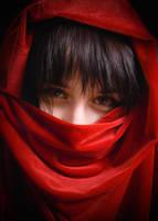 Rose Red by armene