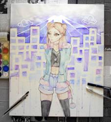 Metropolis by YuukoChii