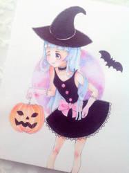 Halloween by YuukoChii