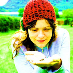 Should I kiss the frog? by photofever