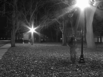 the ghosts of small memorial by nikku-neko