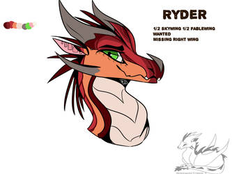 Ryder ref by Minutedragon62