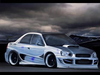 Subaru Impreza DreamCarSeries by enth3os
