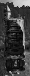 De Trois' Tower by MichaelPrescott