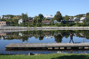 Walking Dock by LibbyChisholm