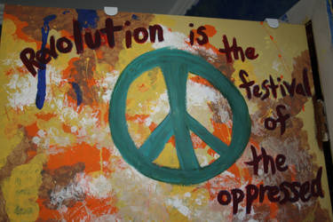 Revolution is a Festival... by LibbyChisholm