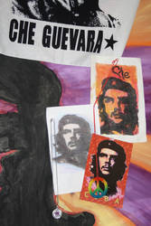 Che Guevara by LibbyChisholm