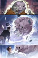 Ghostbusters 7 page 15 by luisdelgado
