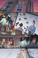Ghostbusters 14 page 19 by luisdelgado