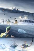 Ghostbusters #6 page 1 by luisdelgado