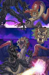 Ghostbusters #19 page 9 by luisdelgado