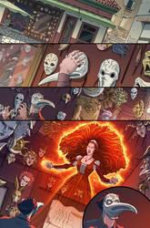 Ghostbusters International #2 page 15 by luisdelgado
