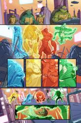 TMNT/Ghostbusters II #1 page 09 by luisdelgado
