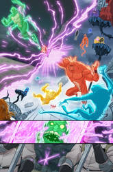 TMNT/Ghostbusters II #5 page 18 by luisdelgado