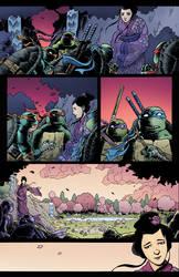 TMNT/Ghostbusters II #5 page 03 by luisdelgado