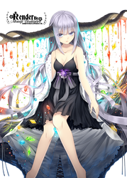 Render # 012 [1/29/2015] by Momiji-Hoshiyora