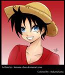 Luffy by RUKAWA-SAMA
