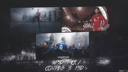 PSD PACK#1 EagleGFX by Anis19Zed