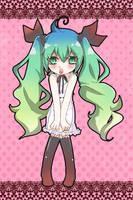Miku Hatsune by kimbap-chan