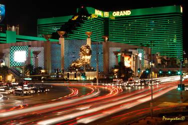 MGM Las Vegas by donpernycator