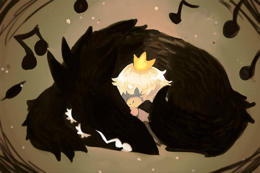 The Liar Princess And The Blind Prince - Fanart by Hap-py