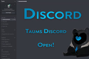 Taum Discord Open by Hap-py
