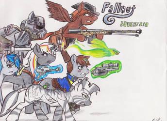Fallout Equestria by DevilsDarkMessiah
