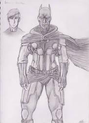 Batman Redesign by DevilsDarkMessiah