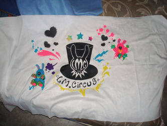 LM.Circus banner by Violettomane