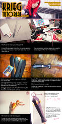 Skullgirls: How I Made Parasoul's Krieg by mikuen-drops