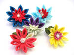 bunch of new brooches by offgenemi