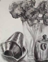 Still Hydrangeas by colloween